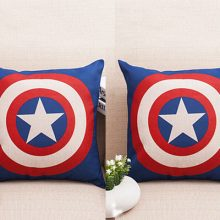 Captain America & Iron Man 2 Pillowcases FOR THE PRICE OF ONE!