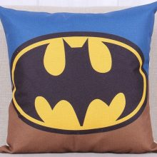 Captain America Spideman Superman Batman Ironman Throw Pillow Case decorative pillows Home Cushions