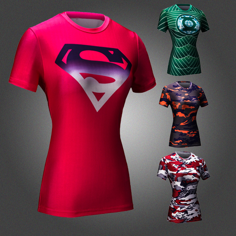 women superhero t shirt. Black Bedroom Furniture Sets. Home Design Ideas