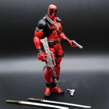 2016  Deadpool Action Figure Deadpool  (great Christmas gift)