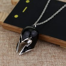 Magneto Inspired  Pendant Necklace