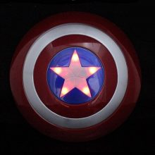 Captain America Shield & Helmet