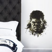 Hulk 3D  Wall Sticker