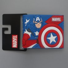 CAPTAIN AMERICA & DEADPOOL Wallets