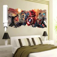 Avengers wall sticker