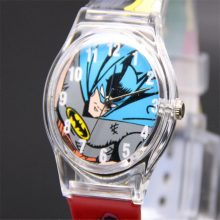 Batman Quartz Wrist  Watch