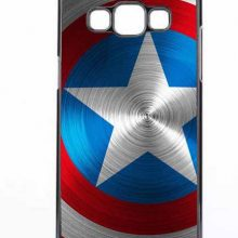 Captain America Cover For Samsung Galaxy S8 S9 S10 A5 A7 A8 Note7 2 3 4 5 J1 J5 J7 S3 S3mini S4 S5 S5mini S6 S7 Edge Plus